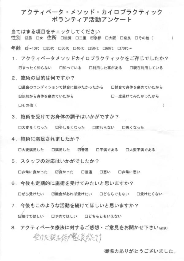 京都府10代男性